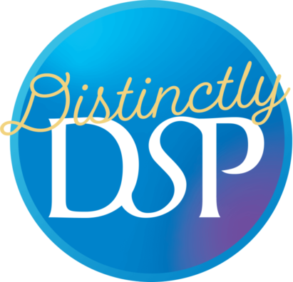 Distinctly DSP badge